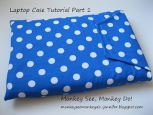 Laptop Case Tutorial Part 1